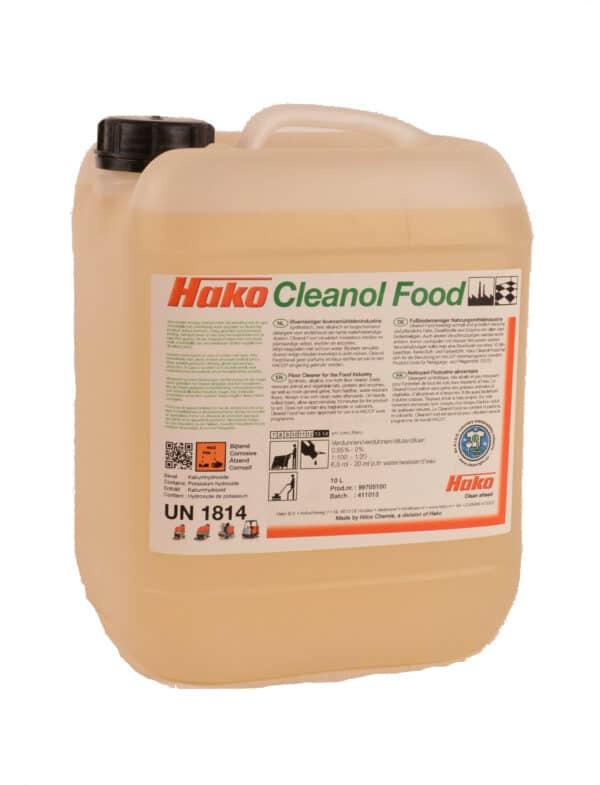 Fussbodenreiniger für die Nahrungsmittelindustrie CleanOl-Food