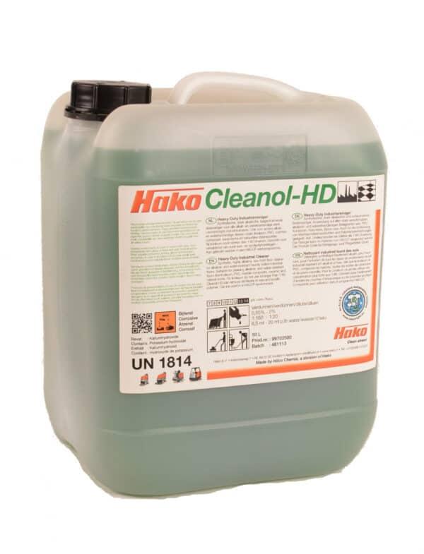 Industriereiniger Fussboden cleanol HD