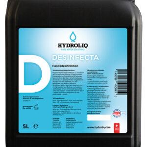 Hydroliq Desinfecta Händedesinfektionsmittel 5l